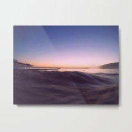 Ocean Sunset #2 Metal Print