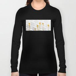 Panel city Long Sleeve T-shirt