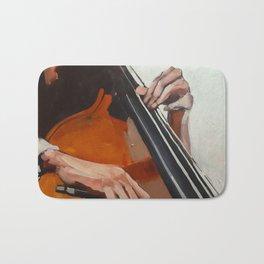 The Bassist Bath Mat