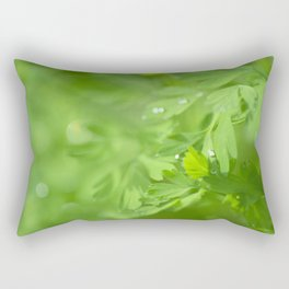 Fresh Morning 415 Rectangular Pillow