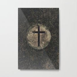 Iconography Metal Print