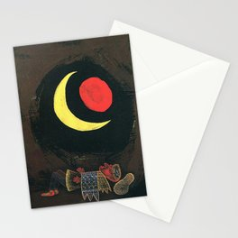 Strong Dream Paul Klee Stationery Cards