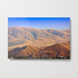 Mountains in Crimea Metal Print