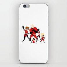The incredibles iPhone & iPod Skin
