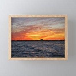 Changes on the Caloosahatchee II Framed Mini Art Print