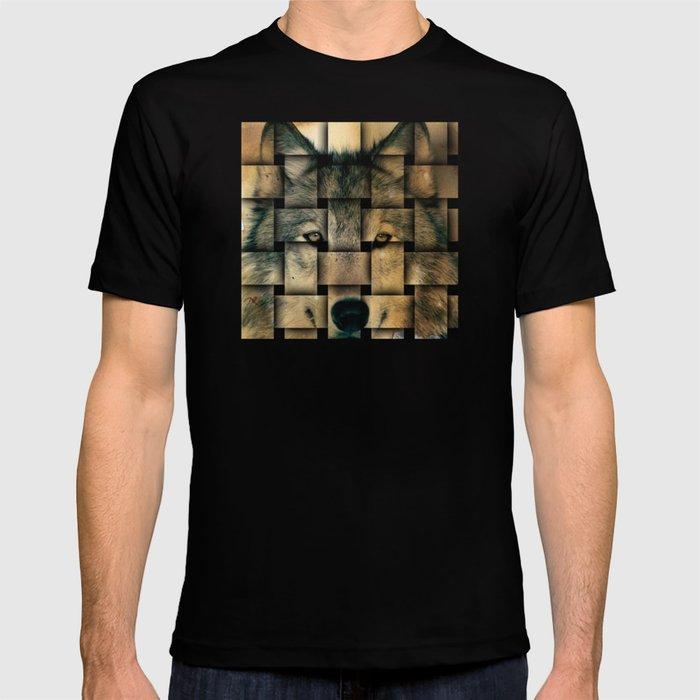 Woven Wolf T-shirt