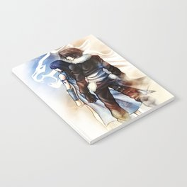 Squall and Rinoa - Griever Notebook