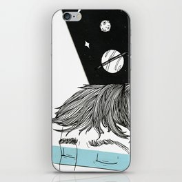 I see Galaxies iPhone Skin