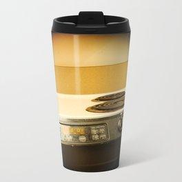 0:01 Metal Travel Mug