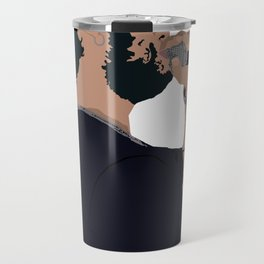 Russ Cartoon Travel Mug