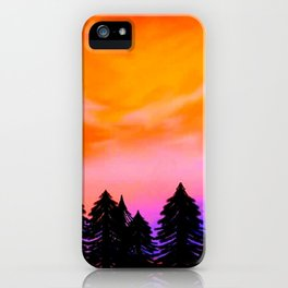 Somewhere In Your Dreams iPhone Case