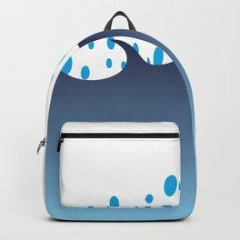 Bubbles in the Sea by FreddiJr Backpack