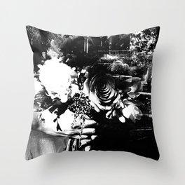 PANS : Tara & Rick : 6 Throw Pillow
