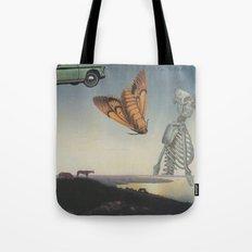 And I Feel Like Everything's Surreal Tote Bag