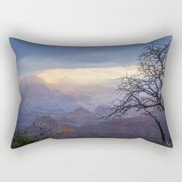 Breaking the Silence Rectangular Pillow