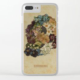 I Remember You. Clear iPhone Case
