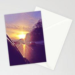 Sunset Blv. Stationery Cards