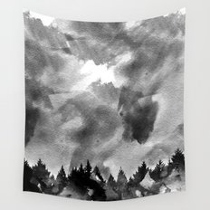 The Black Forest  Wall Tapestry