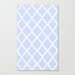 White Rombs #4 The Best Wallpaper Canvas Print