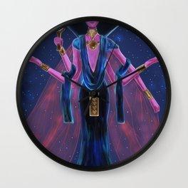 Aniterra Priestess Wall Clock