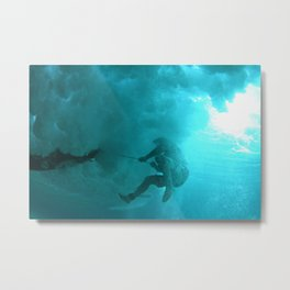 Sea Shepard Metal Print