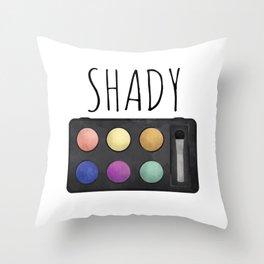 Shady Throw Pillow