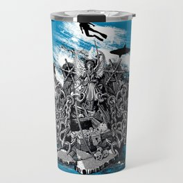 Treasures of the Deep Travel Mug