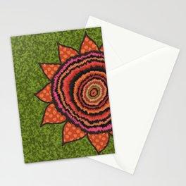 Gypsy SunFlower Stationery Cards