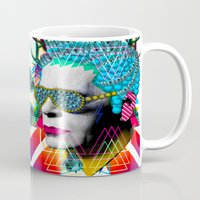 karl Mugs featuring karl by DIVIDUS