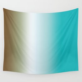 Ombre Feathers 1 Wall Tapestry