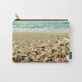 Shore and Shells Carry-All Pouch