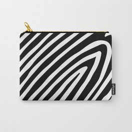 Zebra Party Carry-All Pouch