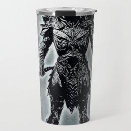 Daedric Warrior Travel Mug
