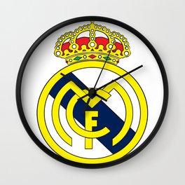 real madrid fc Wall Clock