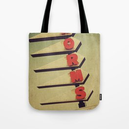 Norm's  Tote Bag