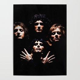 Queen II Poster