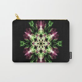 Watermelon Snowflake Carry-All Pouch