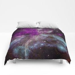 Creation of a Pink Nebula Comforters