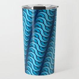 Op Art 144 Travel Mug