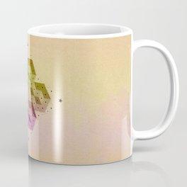 Cubic Totems Coffee Mug