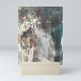 """Sentimientos obscuros"" Mini Art Print"