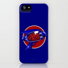 P9D-MANMELTER iPhone Case
