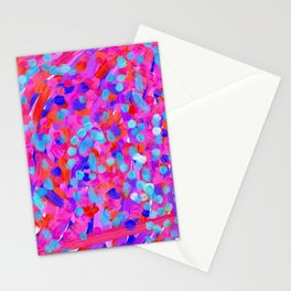 ML(A) Abstract Painting Stationery Cards