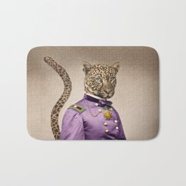 Grand Viceroy Leopold Leopard Bath Mat