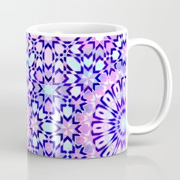 Fez Moroccan Tiles {4C} Coffee Mug