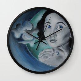 Ofelia, Princess of the Underworld Wall Clock