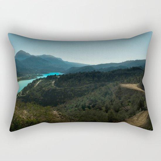ISLAND STORIES XIV Rectangular Pillow