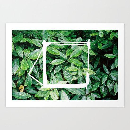 Cathode / Blossom Art Print