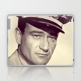 John Wayne Laptop & iPad Skin