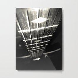 Euphoric Strings Metal Print